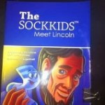 Book Review:  The Sockkids Meet Lincoln