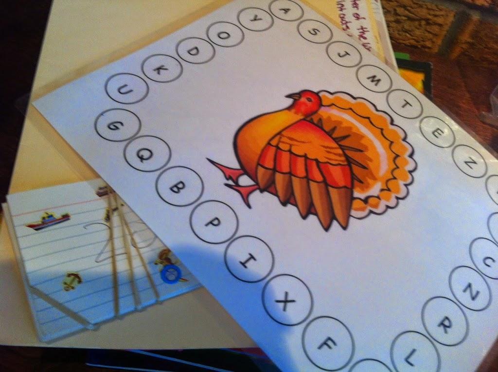 Preschool: Letter G Week