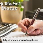 Number One Time Saver For Moms