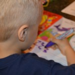Preschool:  Letter Z