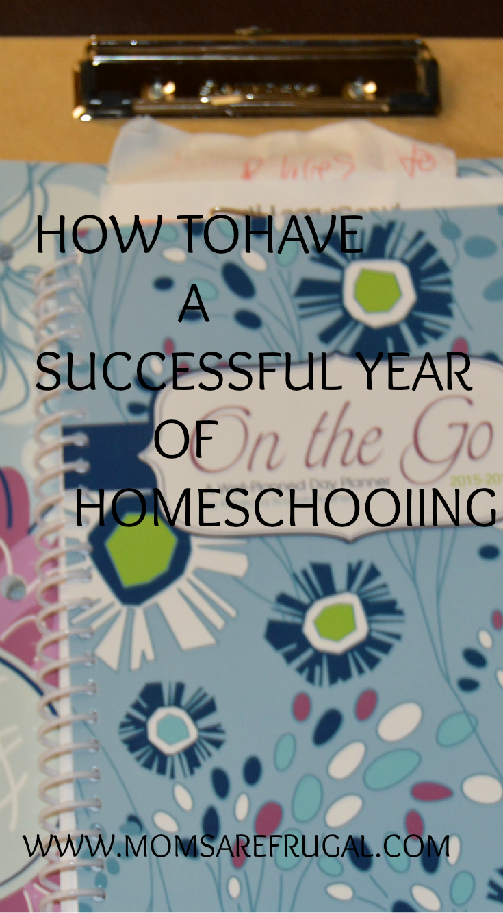 How To Have A Successful Year Homeschooling