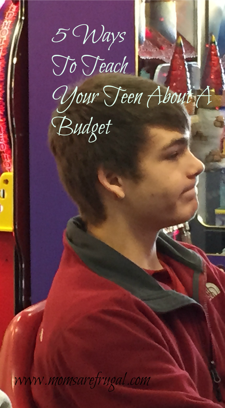 5 Ways To Teach Your Teens About A Budget