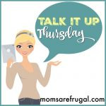 Talk It Up Thursday #1