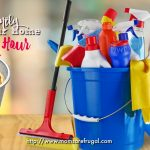 Efficiently Clean Your Home In An Hour