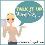 Talk It Up Thursday #15